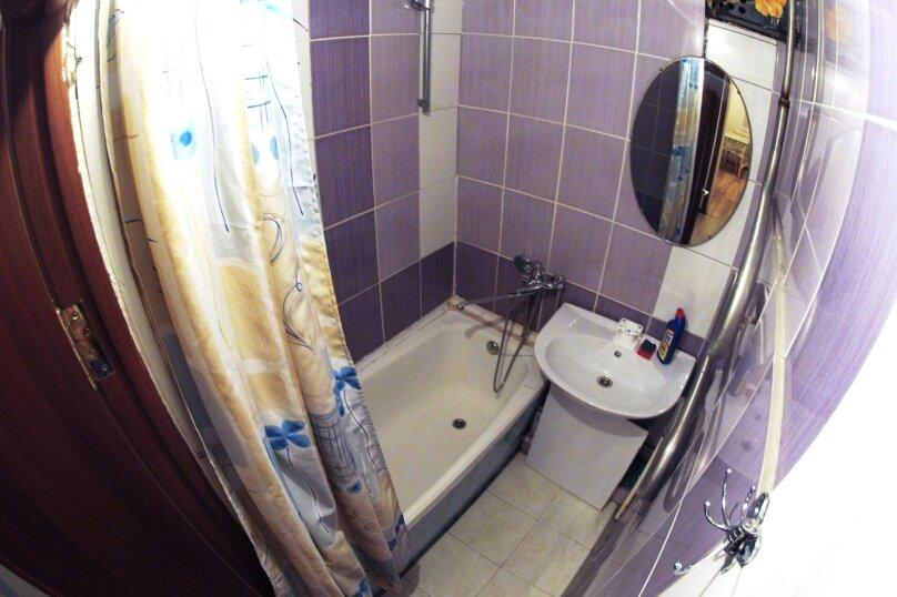 2-комн. квартира, 47 кв.м. на 6 человек, Петропавловская улица, 89, Пермь - Фотография 7