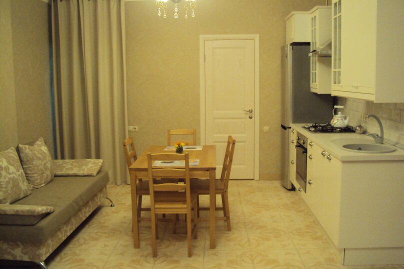 1-комн. квартира, 35 кв.м. на 3 человека, Ленина , 294\6А, Адлер - Фотография 18