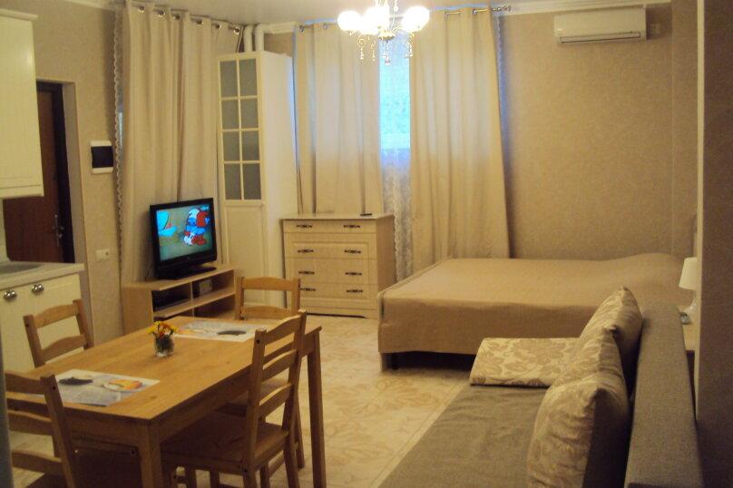 1-комн. квартира, 35 кв.м. на 3 человека, Ленина , 294\6А, Адлер - Фотография 20