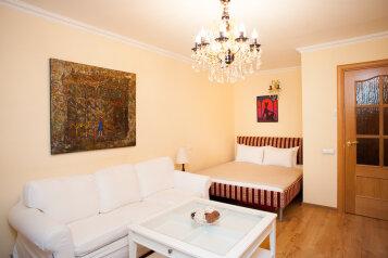 1-комн. квартира, 37 кв.м. на 4 человека, Бобруйская улица, метро Молодежная, Москва - Фотография 2