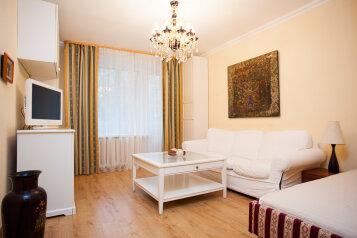 1-комн. квартира, 37 кв.м. на 4 человека, Бобруйская улица, метро Молодежная, Москва - Фотография 3