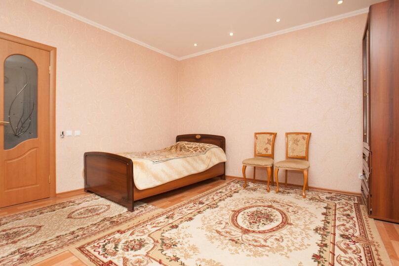 1-комн. квартира, 56 кв.м. на 3 человека, Меридианная улица, 10, Казань - Фотография 3