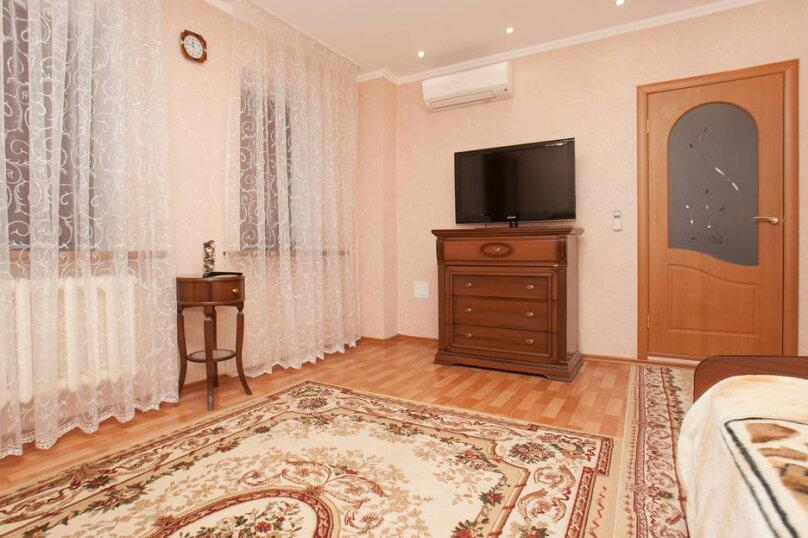 1-комн. квартира, 56 кв.м. на 3 человека, Меридианная улица, 10, Казань - Фотография 5