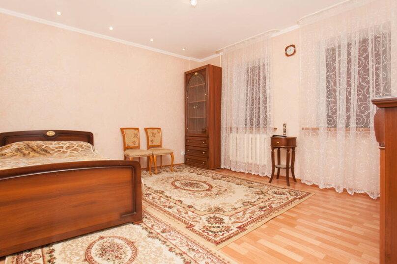 1-комн. квартира, 56 кв.м. на 3 человека, Меридианная улица, 10, Казань - Фотография 6