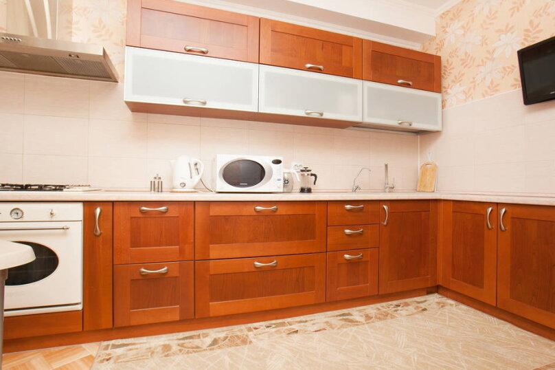 1-комн. квартира, 56 кв.м. на 3 человека, Меридианная улица, 10, Казань - Фотография 10