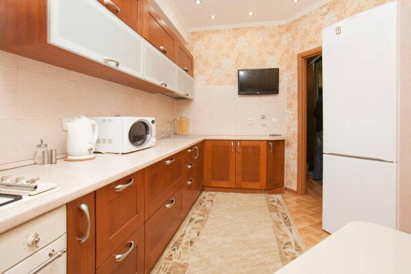1-комн. квартира, 56 кв.м. на 3 человека, Меридианная улица, 10, Казань - Фотография 11