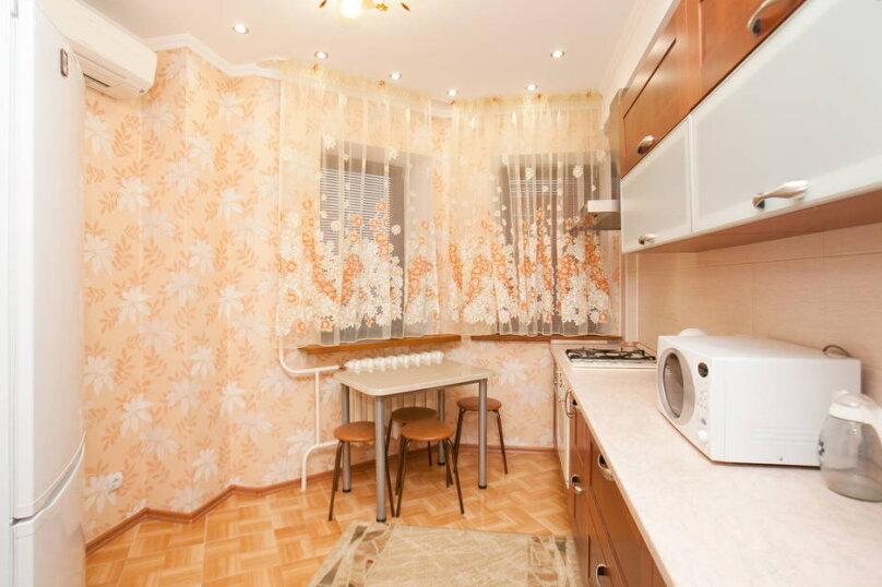 1-комн. квартира, 56 кв.м. на 3 человека, Меридианная улица, 10, Казань - Фотография 1