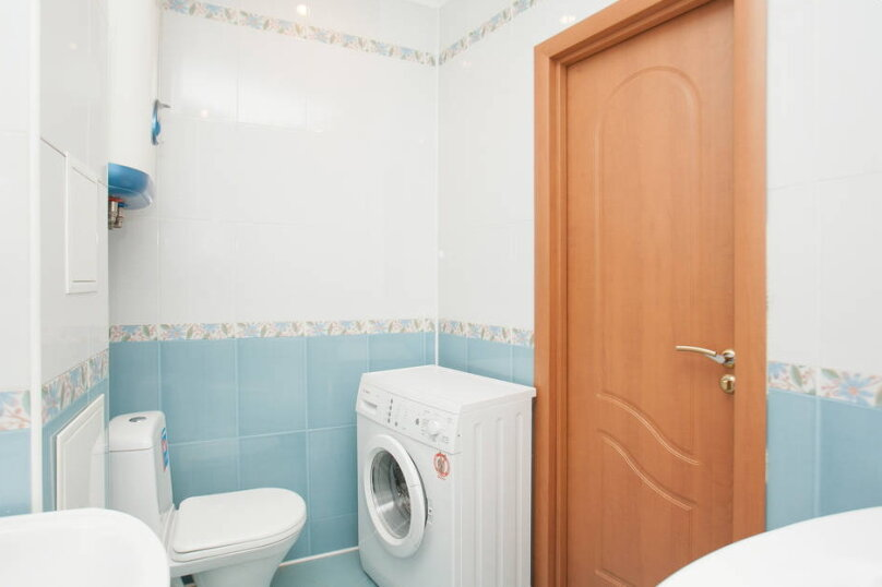1-комн. квартира, 56 кв.м. на 3 человека, Меридианная улица, 10, Казань - Фотография 14