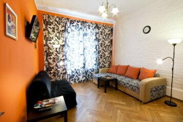 1-комн. квартира, 32 кв.м. на 4 человека, улица Рубинштейна, метро Владимирская, Санкт-Петербург - Фотография 1