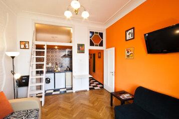 1-комн. квартира, 32 кв.м. на 4 человека, улица Рубинштейна, метро Владимирская, Санкт-Петербург - Фотография 2