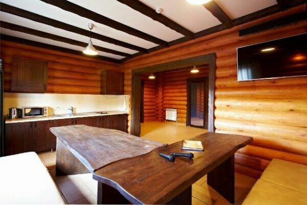 Банная Усадьба, 180 кв.м. на 10 человек, 3 спальни