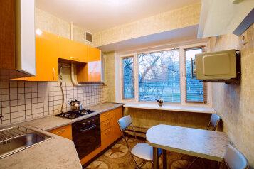 2-комн. квартира, 55 кв.м. на 4 человека, проспект Андропова, метро Коломенская, Москва - Фотография 3