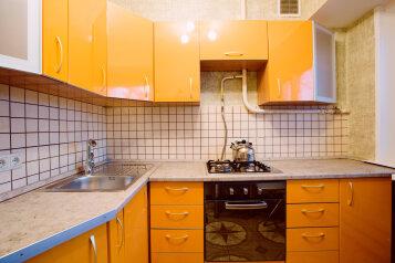 2-комн. квартира, 55 кв.м. на 4 человека, проспект Андропова, метро Коломенская, Москва - Фотография 4