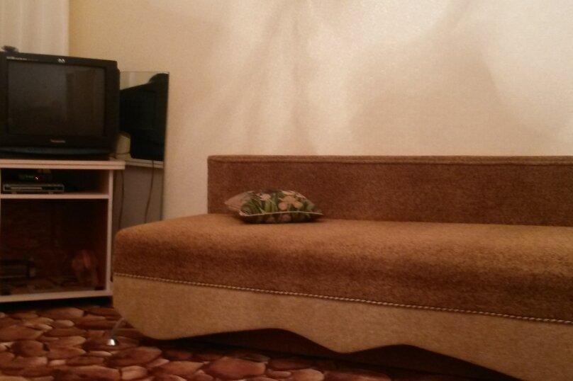 1-комн. квартира, 27 кв.м. на 4 человека, переулок Яновского, 6, Кисловодск - Фотография 4