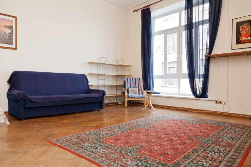 2-комн. квартира на 4 человека, Большой Гнездниковский переулок, 10, метро Пушкинская, Москва - Фотография 2