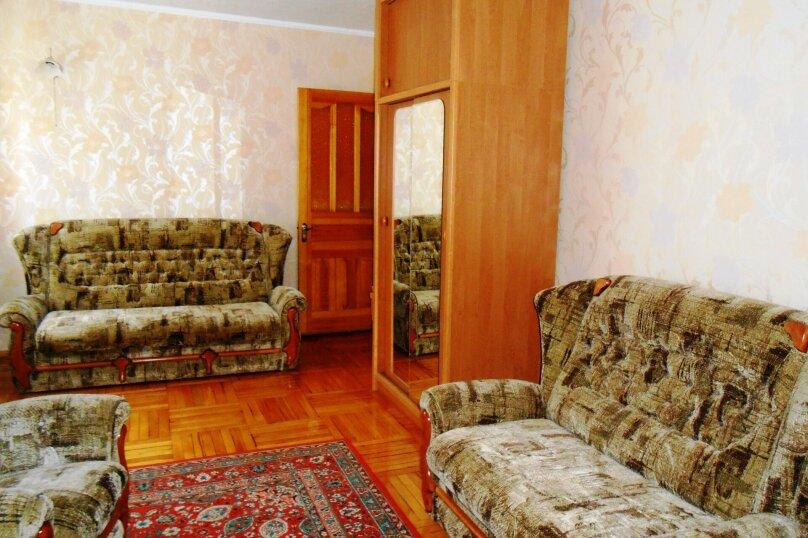 1-комн. квартира, 40 кв.м. на 4 человека, улица Терлецкого, 7, Форос - Фотография 1