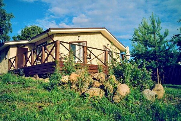 Бунгало, 80 кв.м. на 6 человек, 3 спальни, Деревня Заборки, 24, Осташков - Фотография 1