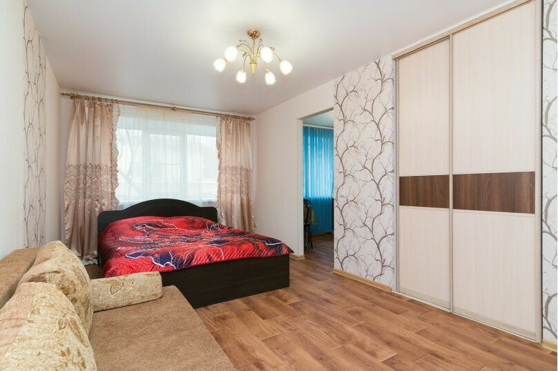 1-комн. квартира, 32 кв.м. на 4 человека, улица Луначарского, 78, Екатеринбург - Фотография 3