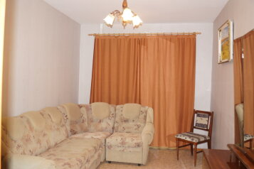 3-комн. квартира, 60 кв.м. на 6 человек, улица Лермонтова, 61, Иркутск - Фотография 2