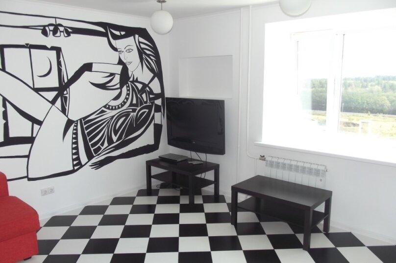 1-комн. квартира на 4 человека, улица 40 лет Победы, 49А, Тольятти - Фотография 7
