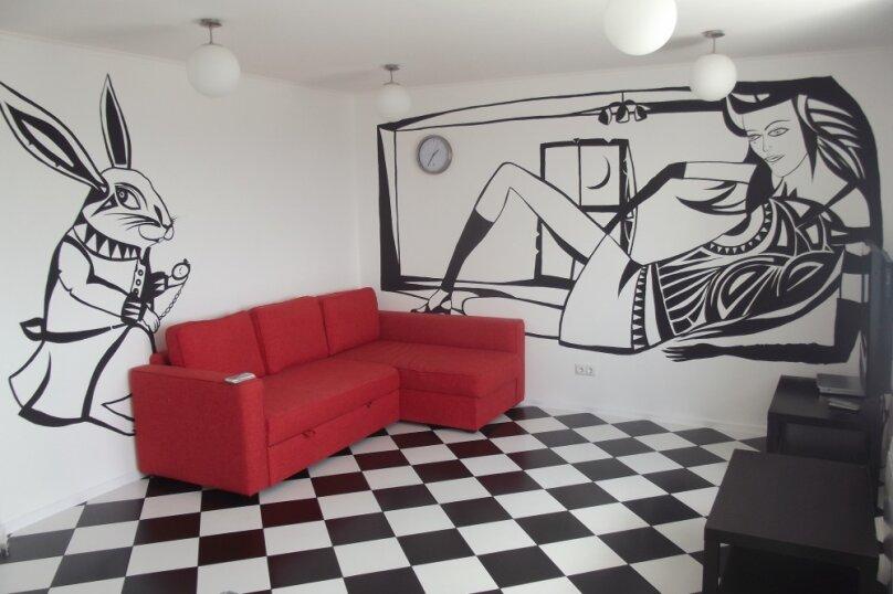 1-комн. квартира на 4 человека, улица 40 лет Победы, 49А, Тольятти - Фотография 9