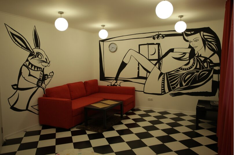 1-комн. квартира на 4 человека, улица 40 лет Победы, 49А, Тольятти - Фотография 16