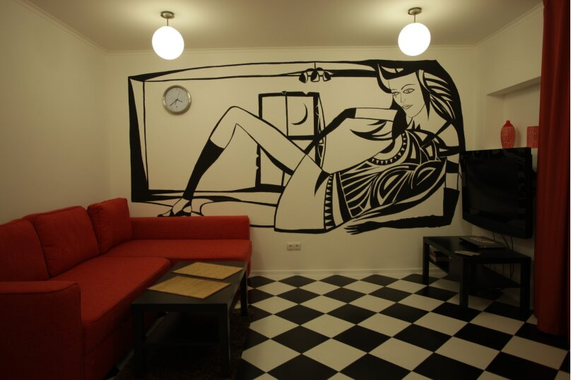 1-комн. квартира на 4 человека, улица 40 лет Победы, 49А, Тольятти - Фотография 18