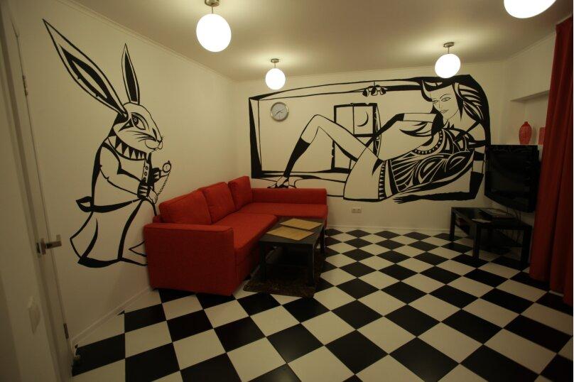 1-комн. квартира на 4 человека, улица 40 лет Победы, 49А, Тольятти - Фотография 19