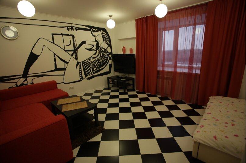 1-комн. квартира на 4 человека, улица 40 лет Победы, 49А, Тольятти - Фотография 20