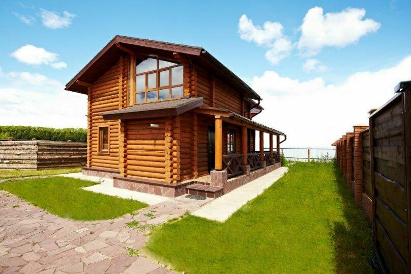 Новые деревянные дома, 140 кв.м. на 8 человек, 2 спальни, Красная улица, 1А, Уфа - Фотография 2