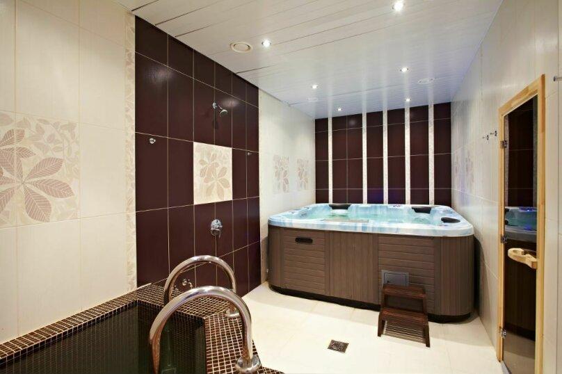 Новые деревянные дома, 140 кв.м. на 8 человек, 2 спальни, Красная улица, 1А, Уфа - Фотография 5