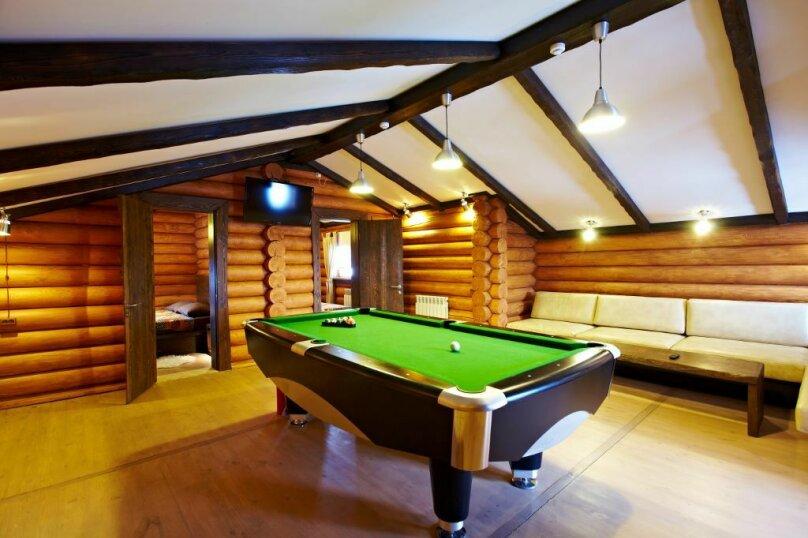 Новые деревянные дома, 140 кв.м. на 8 человек, 2 спальни, Красная улица, 1А, Уфа - Фотография 6