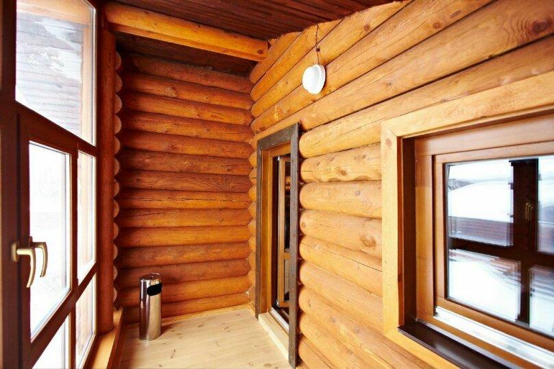 Новые деревянные дома, 140 кв.м. на 8 человек, 2 спальни, Красная улица, 1А, Уфа - Фотография 8