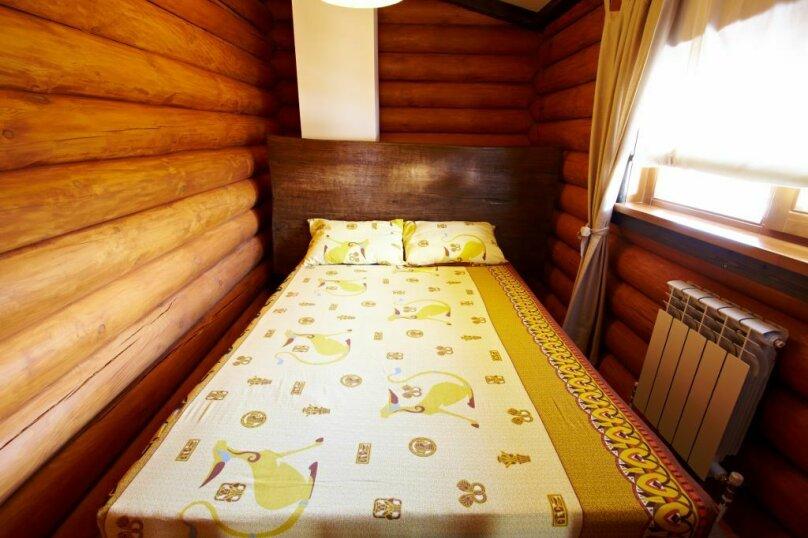 Новые деревянные дома, 140 кв.м. на 8 человек, 2 спальни, Красная улица, 1А, Уфа - Фотография 4