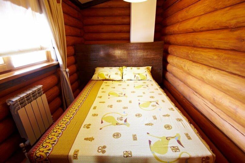 Новые деревянные дома, 140 кв.м. на 8 человек, 2 спальни, Красная улица, 1А, Уфа - Фотография 9