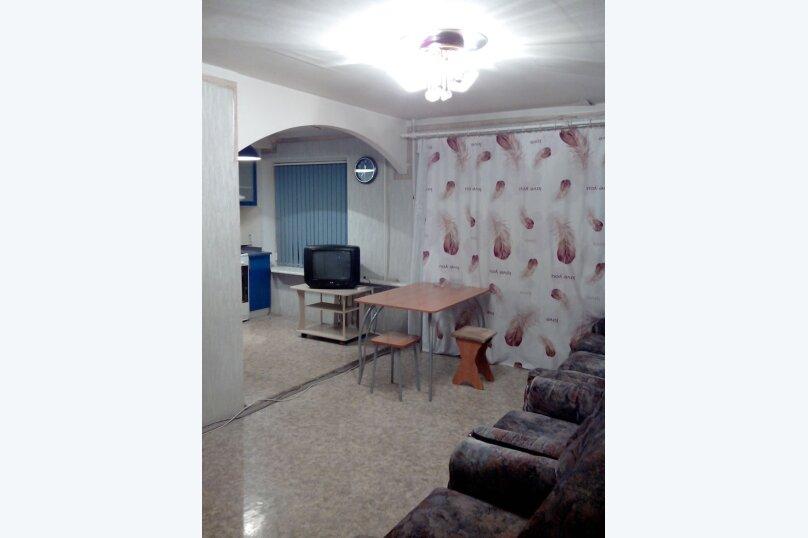 2-комн. квартира, 55 кв.м. на 4 человека, Подшипниковая улица, 1, Самара - Фотография 3