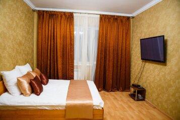 1-комн. квартира, 45 кв.м. на 4 человека, улица Карла Либкнехта, Центральный округ, Курск - Фотография 1