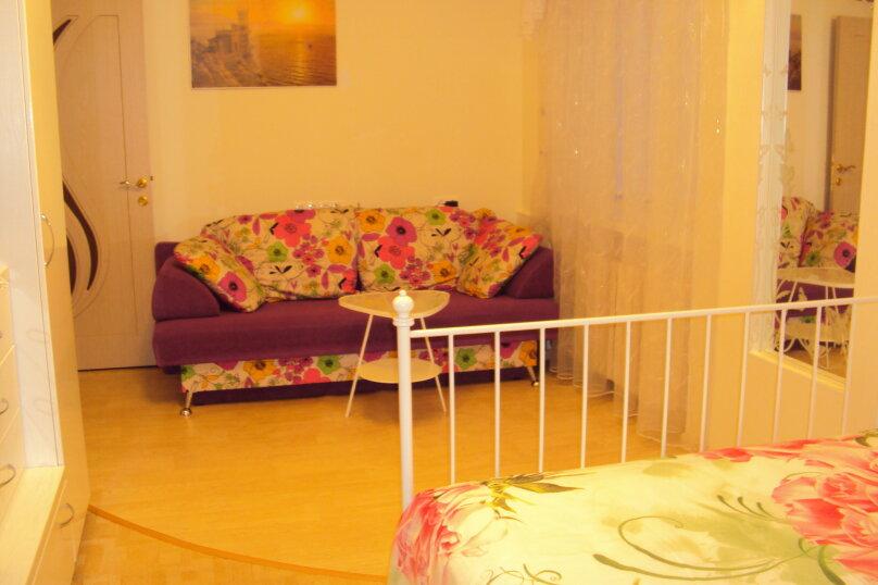 2-комн. квартира, 45 кв.м. на 5 человек, проспект Ленина, 45к2, Нижний Новгород - Фотография 2