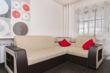 2-комн. квартира, 45 кв.м. на 4 человека, улица 8 Марта, 142, Чкаловский район, Екатеринбург - Фотография 2
