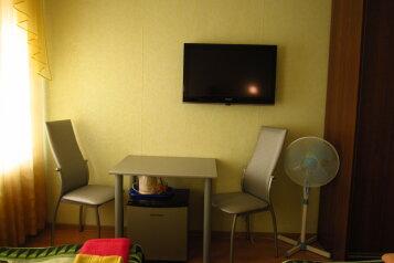"""Двухместная комната с собственным санузлом:  Номер, 3-местный (2 основных + 1 доп), 1-комнатный,  туристическое жильё """"Абсолют"""", Тракторная улица, 6к2 на 4 номера - Фотография 4"""
