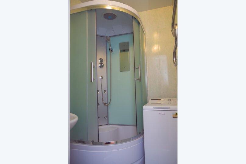 2-комн. квартира, 52 кв.м. на 5 человек, улица Котовского, 16, Омск - Фотография 7