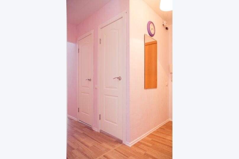 2-комн. квартира, 52 кв.м. на 5 человек, улица Котовского, 16, Омск - Фотография 10