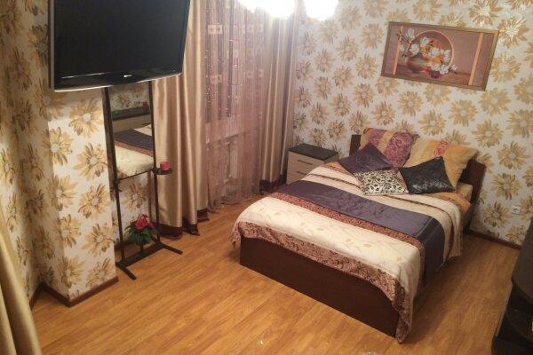 1-комн. квартира, 41 кв.м. на 4 человека, улица Рокоссовского, 40А, район Завеличье, Псков - Фотография 1