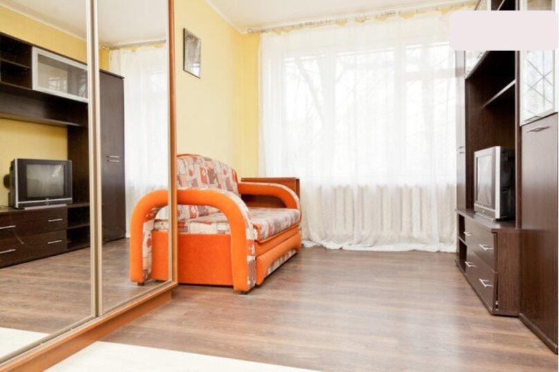 1-комн. квартира, 36 кв.м. на 4 человека, Угловой переулок, 26, метро Менделеевская, Москва - Фотография 4