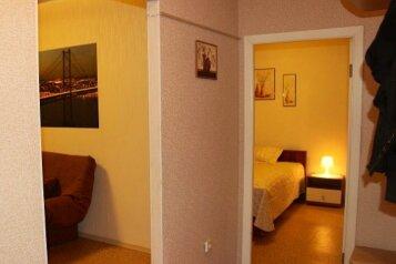 2-комн. квартира, 56 кв.м. на 6 человек, улица Родионова, Горьковская, Нижний Новгород - Фотография 4