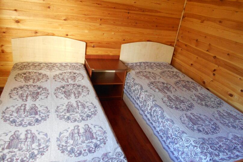 Лесной дом, 52 кв.м. на 6 человек, 2 спальни, Шуясалми, -, Петрозаводск - Фотография 2