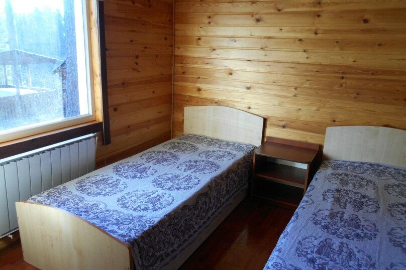 Лесной дом, 52 кв.м. на 6 человек, 2 спальни, Шуясалми, -, Петрозаводск - Фотография 3