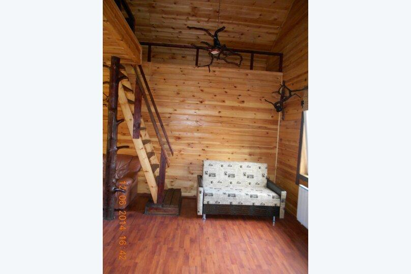 Лесной дом, 52 кв.м. на 6 человек, 2 спальни, Шуясалми, -, Петрозаводск - Фотография 4