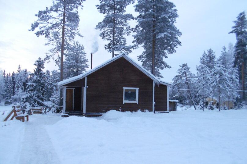 Лесной дом, 52 кв.м. на 6 человек, 2 спальни, Шуясалми, -, Петрозаводск - Фотография 8
