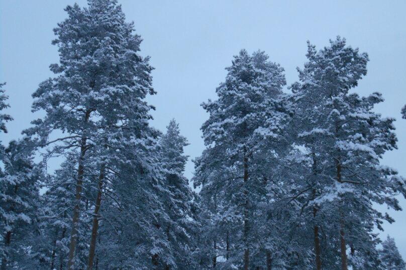 Лесной дом, 52 кв.м. на 6 человек, 2 спальни, Шуясалми, -, Петрозаводск - Фотография 10